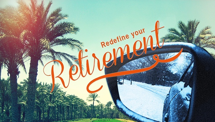 redifine retiement