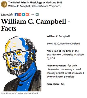 nobel wm Campbell