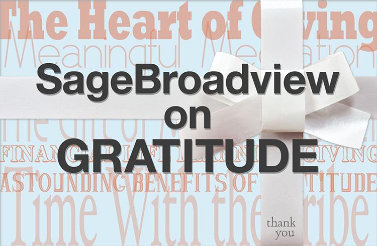 SAGEbroadview Gratitude
