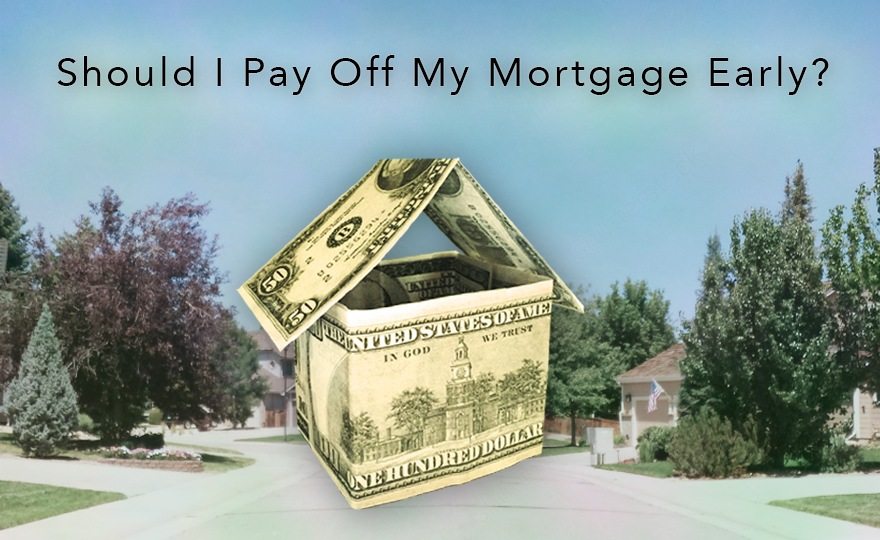 Should I pay off my home mortgage early