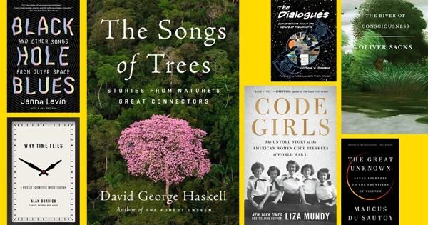 Best Science Books 2017