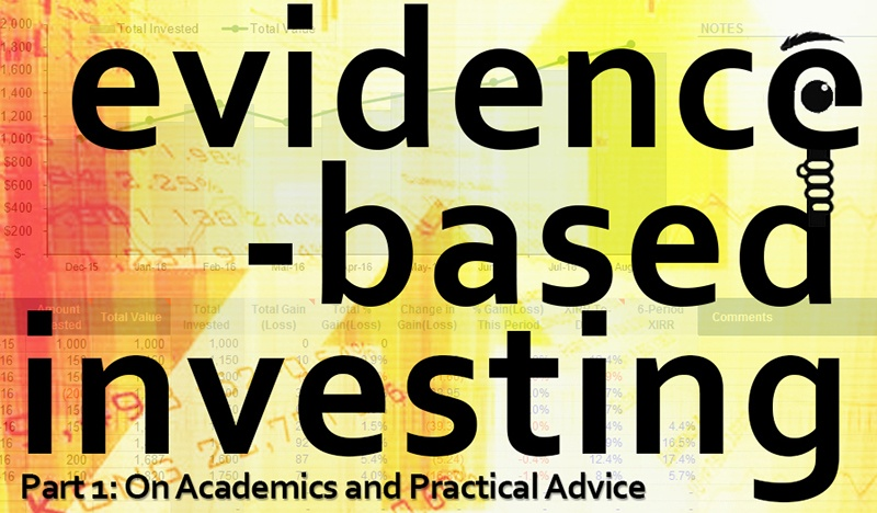 evidence-based investing