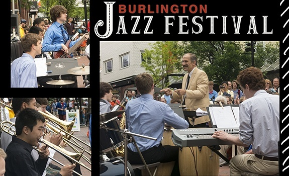 Burlington Jazz festival