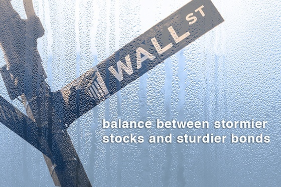balancing stocks and bonds