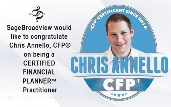 Chris Annello CFP Practitioner