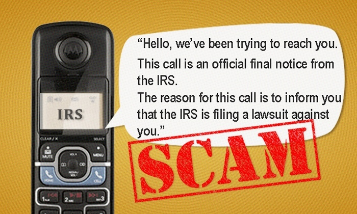 Unsolicited Calls from the IRS