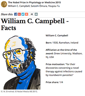 nobel wm Campbell