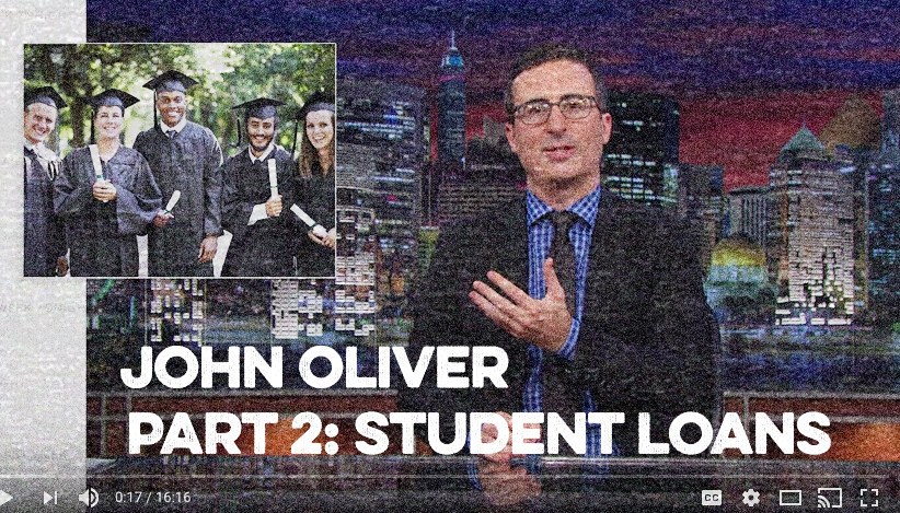 "John Oliver's Award-Winning Take on Financial ""Havoc"""