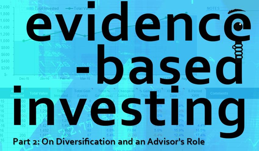 evidence-based investing