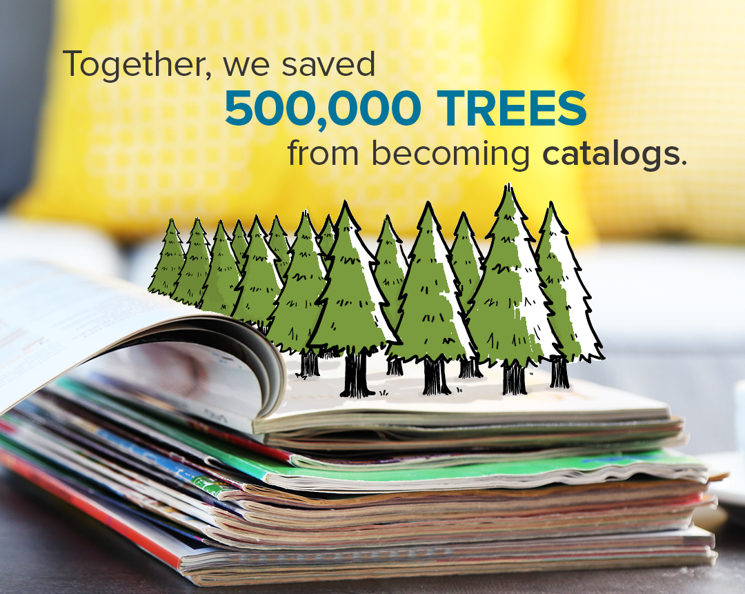 500000 Trees