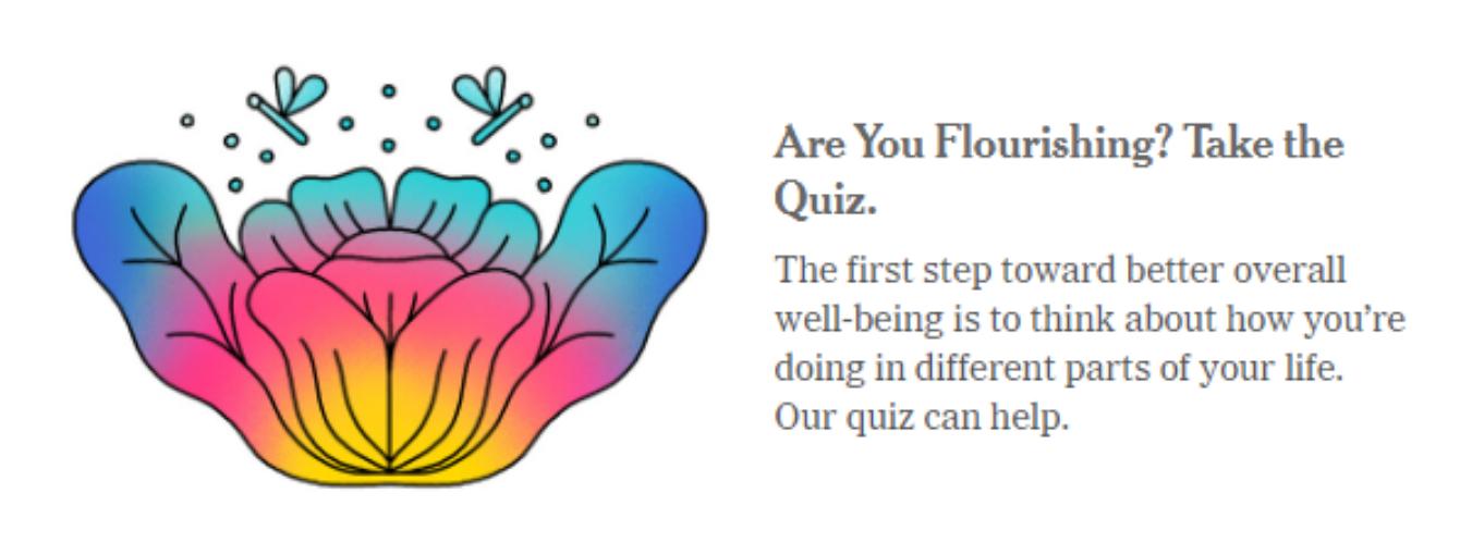 Flourishing Quiz